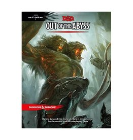 Wizards of the Coast D&D RPG: Out of the Abyss