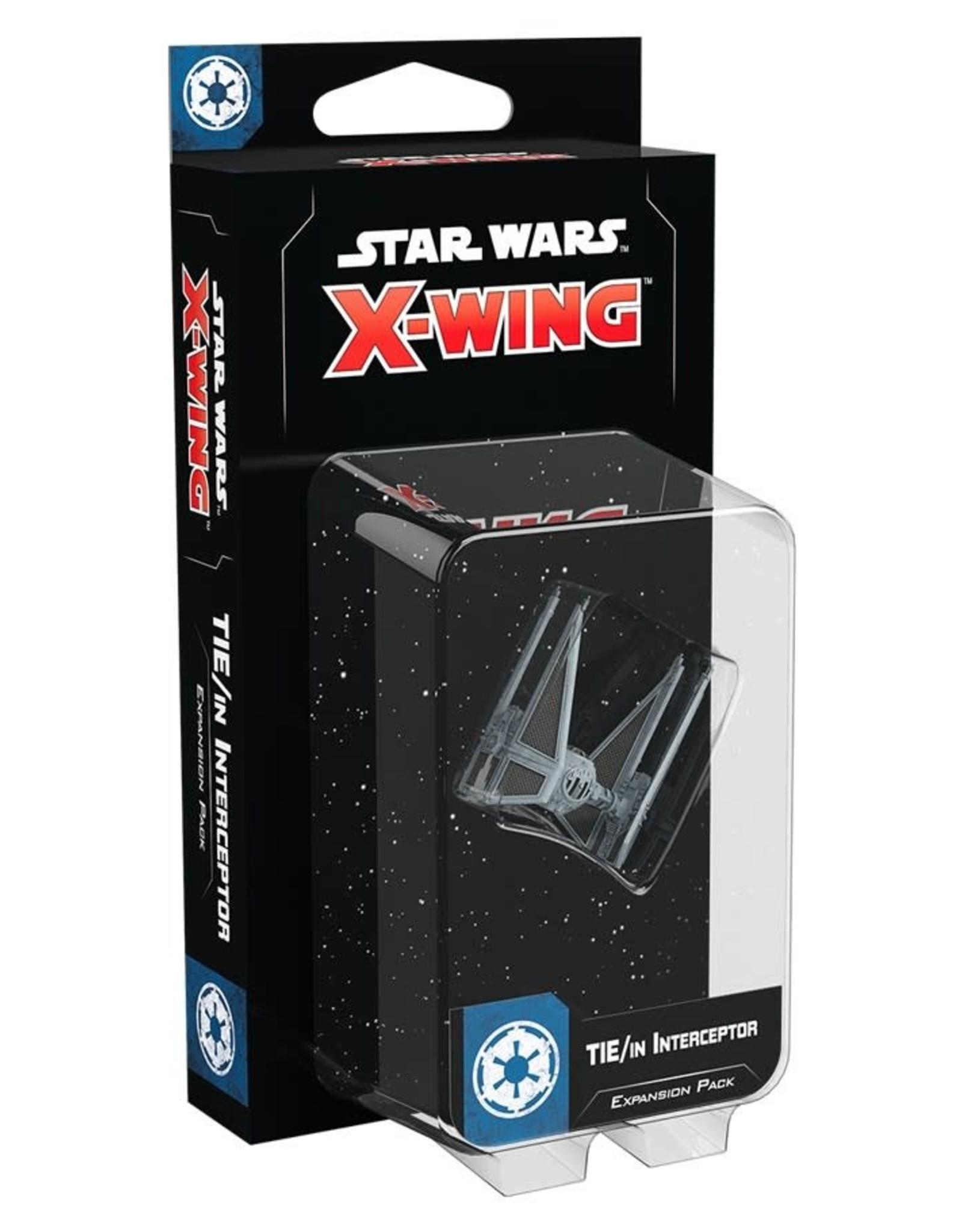 Fantasy Flight Games Star Wars X-Wing TIE/In nterceptor