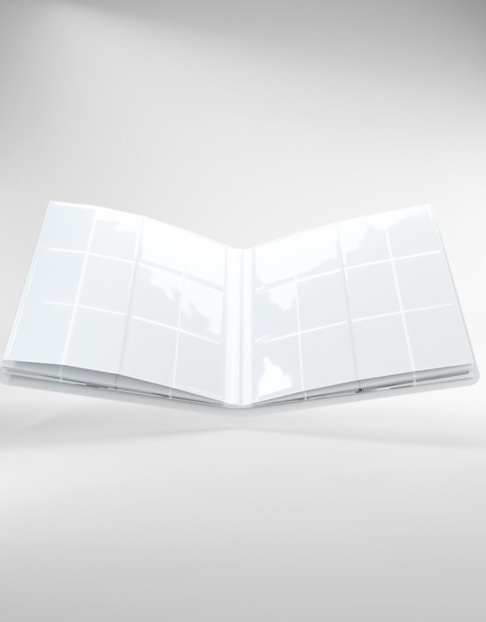 Casual Album:  24-Pocket Side-Loading White