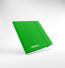 Casual Album:  24-Pocket Side-Loading Green