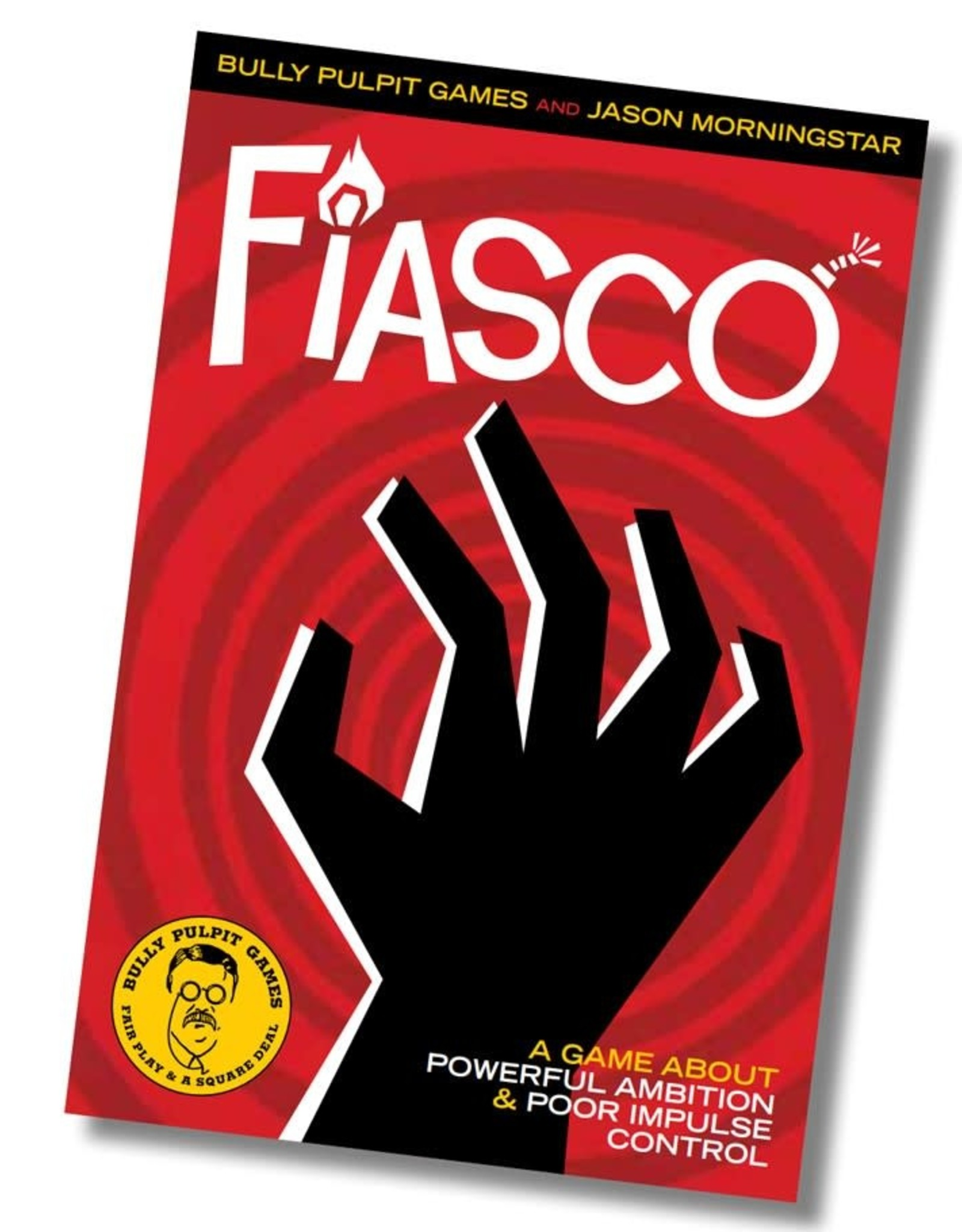 Blue Panther Games Fiasco RPG: Boxed Set (Revised)