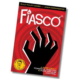 Blue Panther Games Fiasco RPG Boxed Set (Revised)