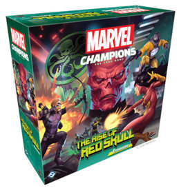 Fantasy Flight Games Marvel Champions LCG The Rise of Red Skull