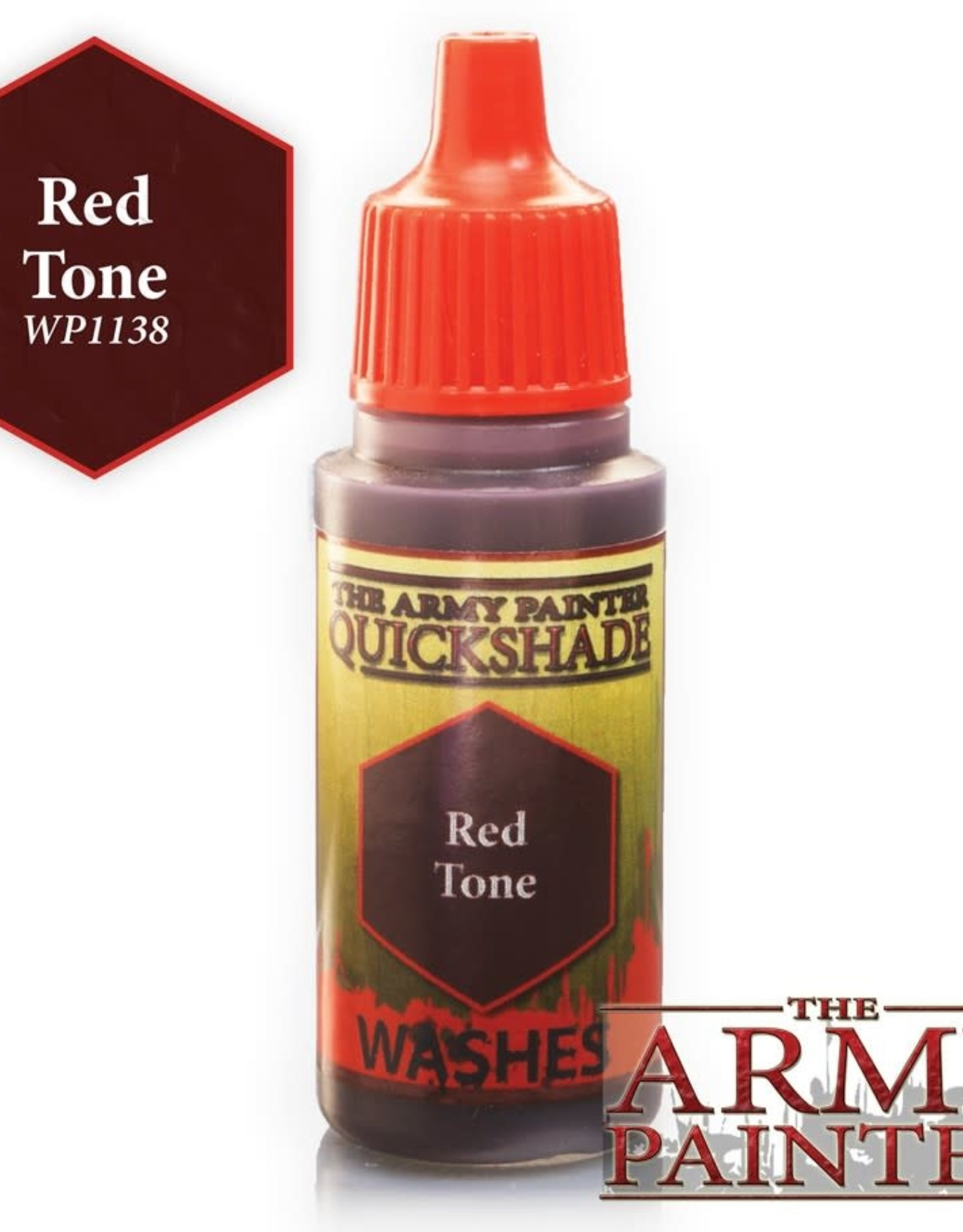 Warpaints Quick Shade: Red Tone Ink 18ml