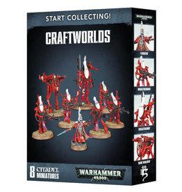 Games Workshop Warhammer 40K Start Collecting Craftworlds