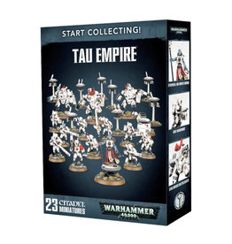 Games Workshop Warhammer 40K Start Collecting Tau
