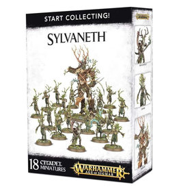 Games Workshop Warhammer Age of Sigmar Start Collecting Sylvaneth