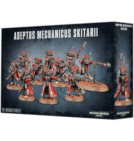 Games Workshop Warhammer 40K Adeptus Mechanicus Skitarii (Rangers/Vanguard)