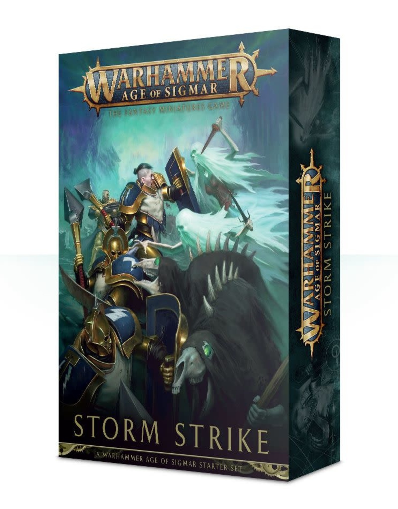 Games Workshop Warhammer Age of Sigmar Starter Storm Strike