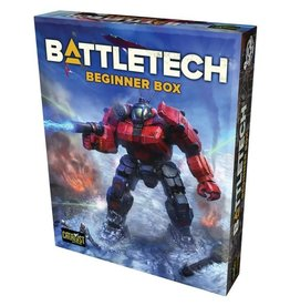 Catalyst Games Battletech Beginner Box