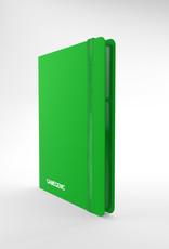 Casual Album: 18-Pocket Side-Loading Green