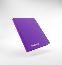 Casual Album: 18-Pocket Side-Loading Purple