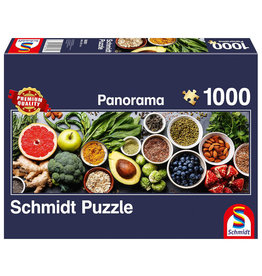 Schmidt On the Kitchen Table 1000 PCS Panorama