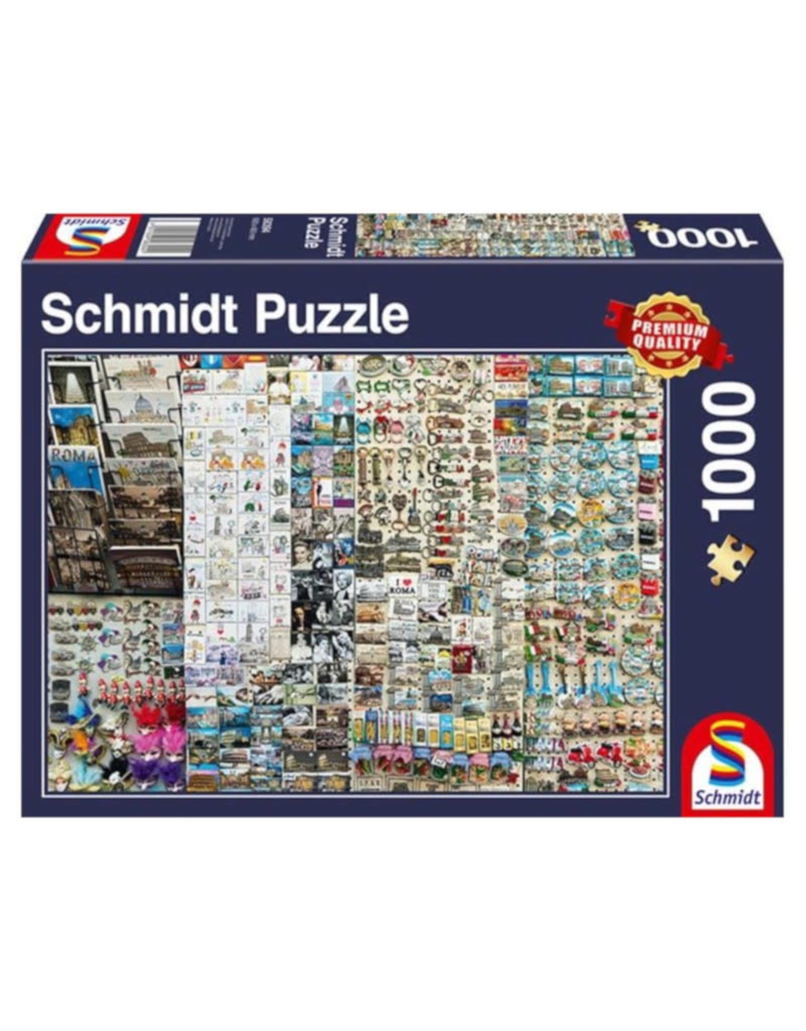 Schmidt Souvenir Stand 1000 PCS