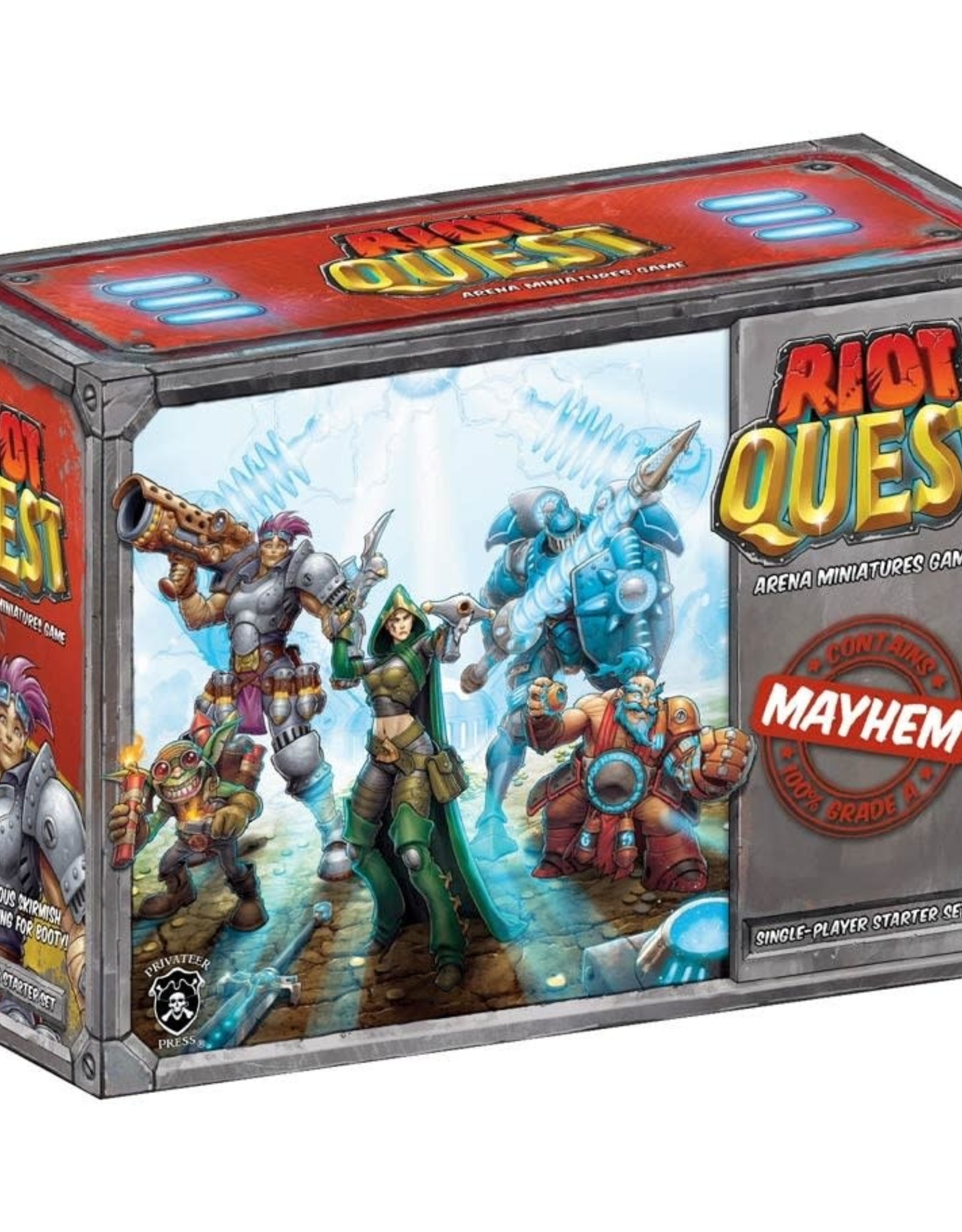 Privateer Press Riot Quest Starter Set