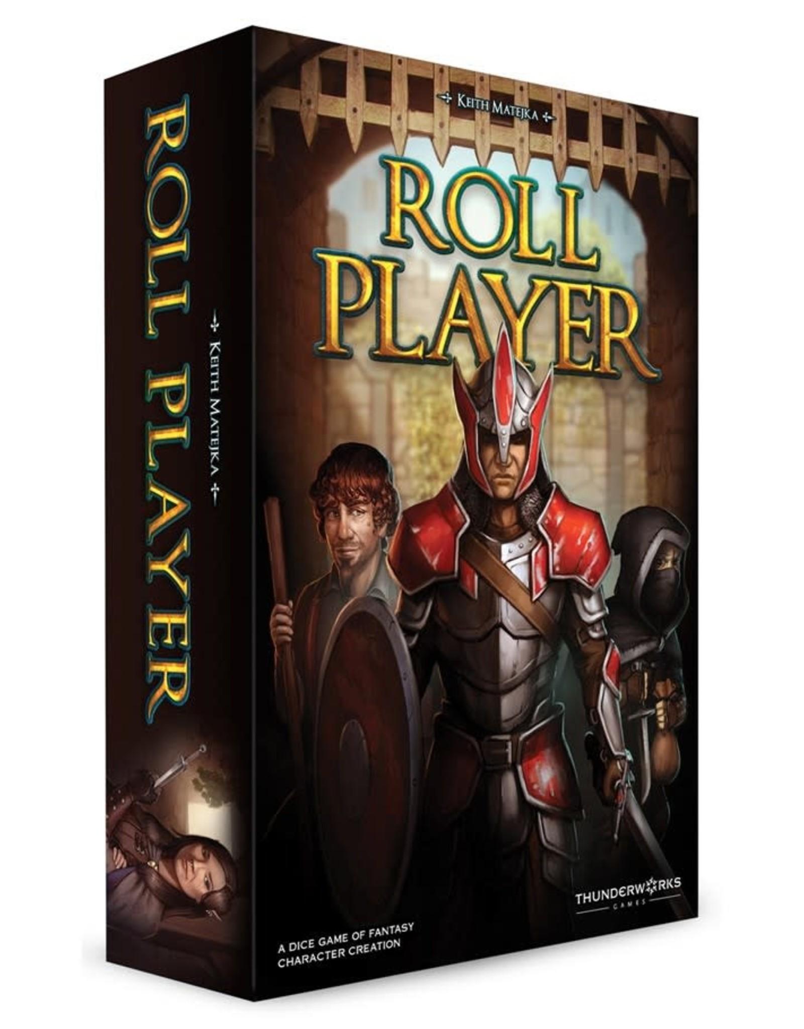 Thunderworks Games Roll Player
