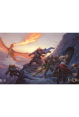 Fantasy Flight Games Lord of the Rings LCG: On The Doorstep Playmat