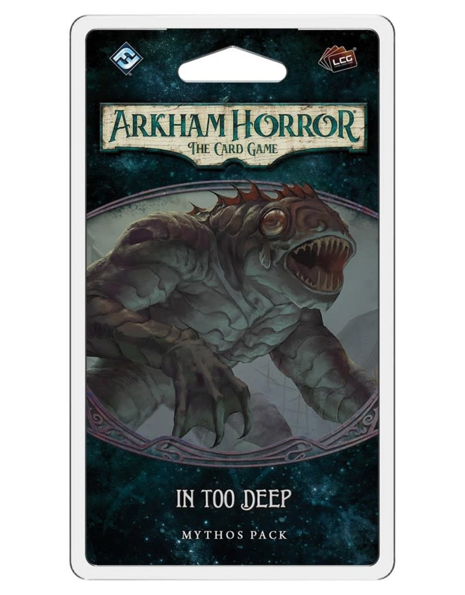 Arkham Horror LCG In Too Deep