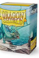 Arcane Tinmen Sleeves: Dragon Shield Matte (100) Mint
