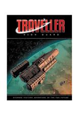 Mongoose Publishing Traveller RPG: High Guard