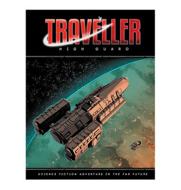 Mongoose Publishing Traveller RPG: High Guard