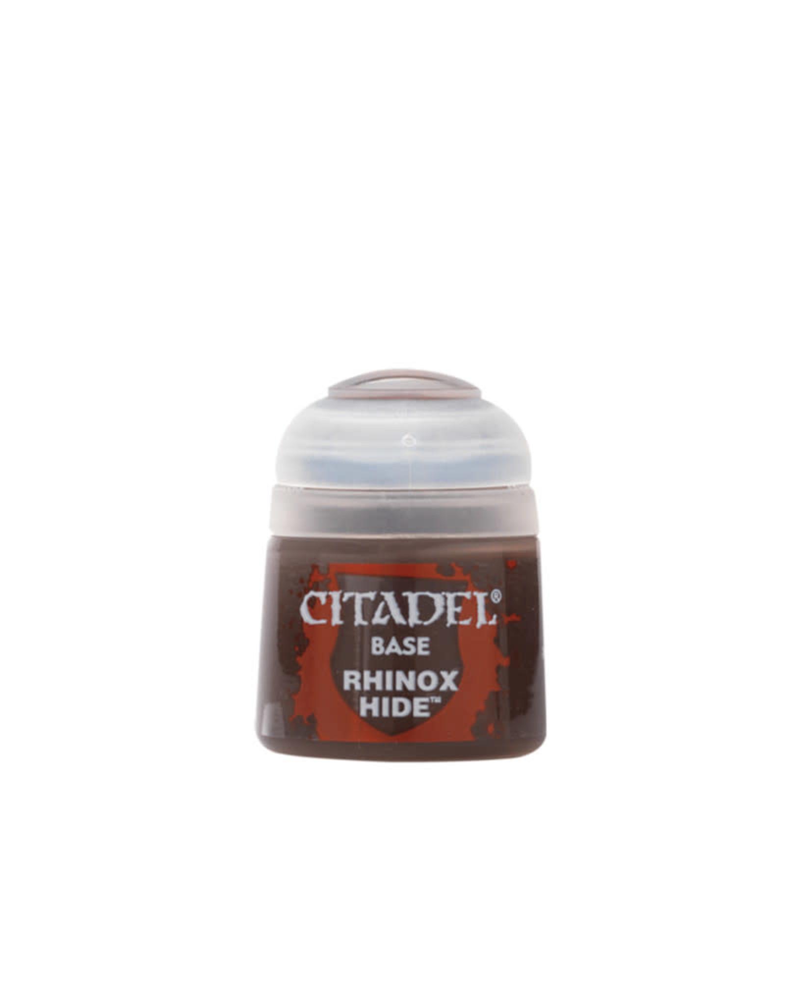 Citadel Base Paint: Rhinox Hide