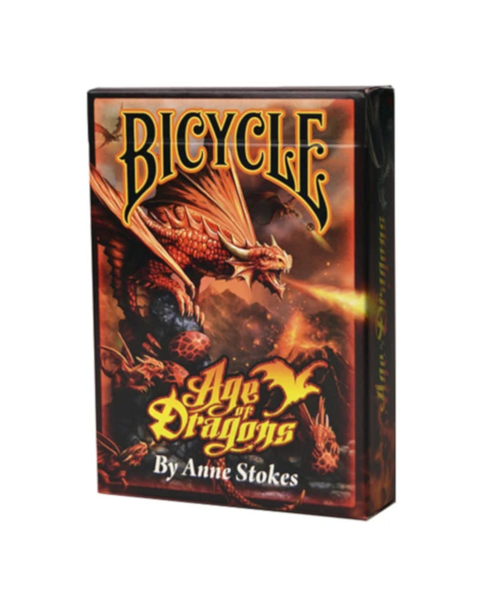 United States Playing Card Co Playing Cards: Bicycle Age of Dragons