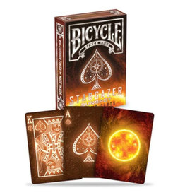 United States Playing Card Co Playing Cards: Bicycle Stargazer Sunspot