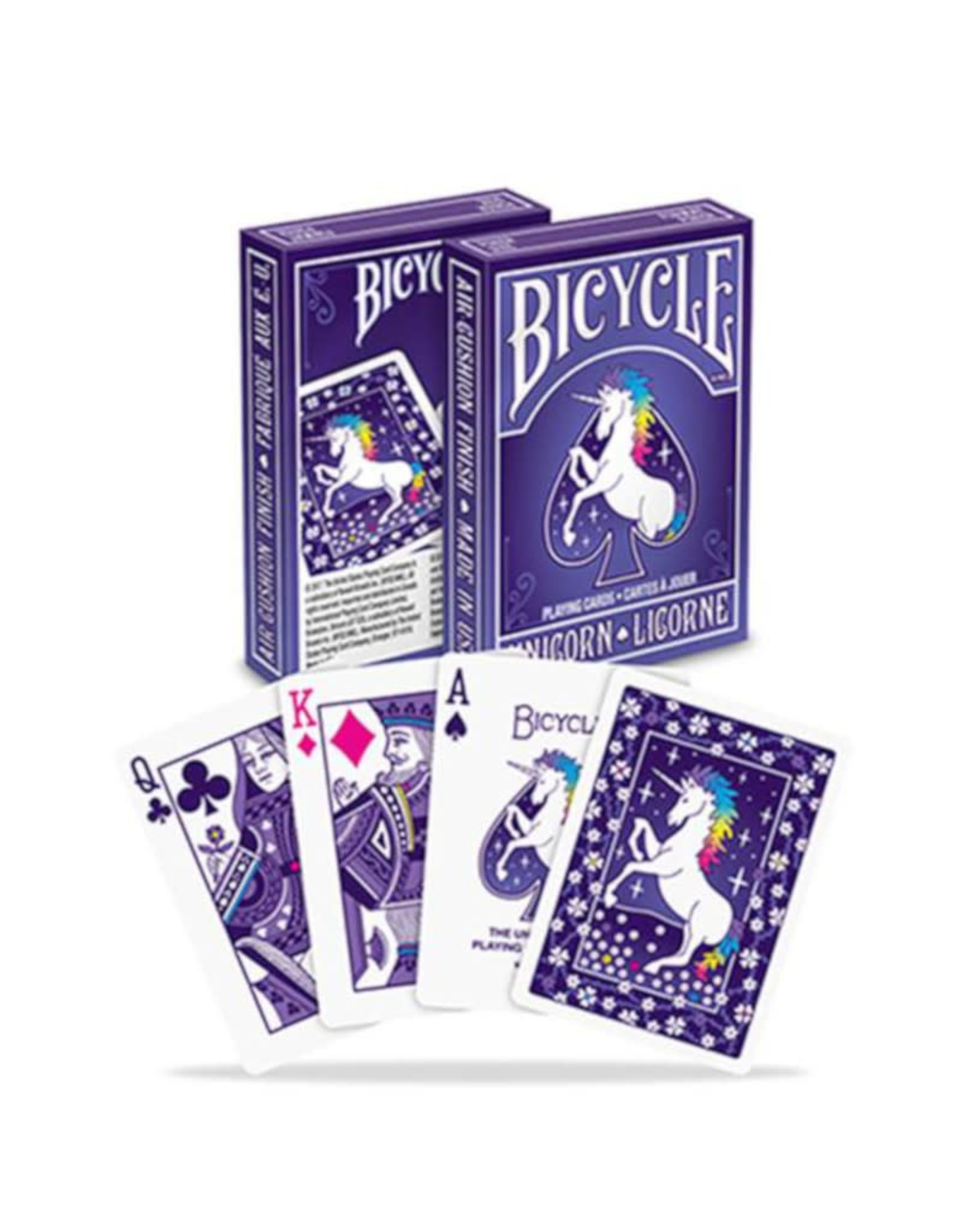 United States Playing Card Co Playing Cards: Bicycle Unicorn