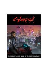 R. Talsorian Games Cyberpunk Red RPG: Core Rulebook