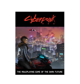 R. Talsorian Games Cyberpunk RPG Red Core Rulebook