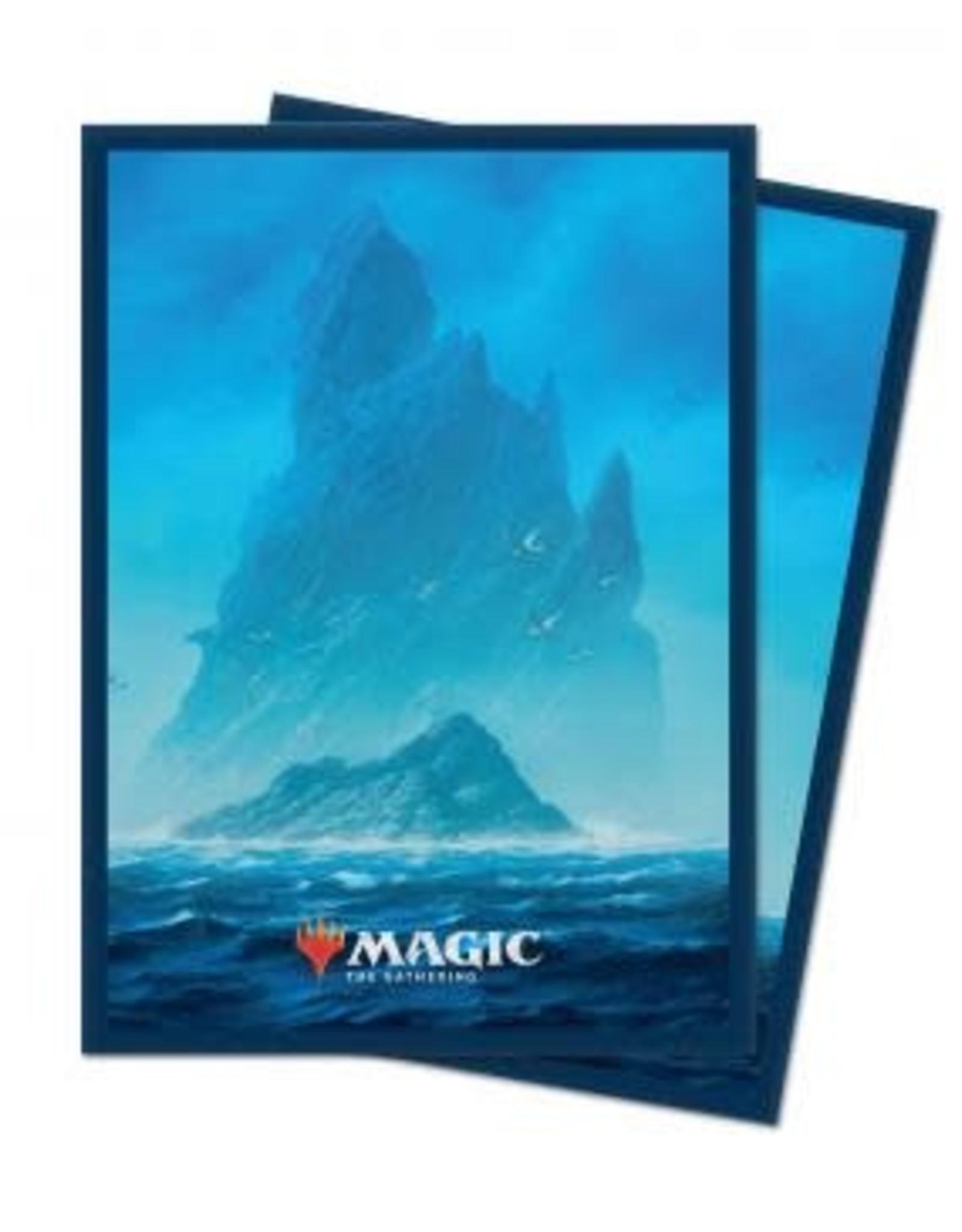 Deck Protectors: MTG Unstable Island (100)