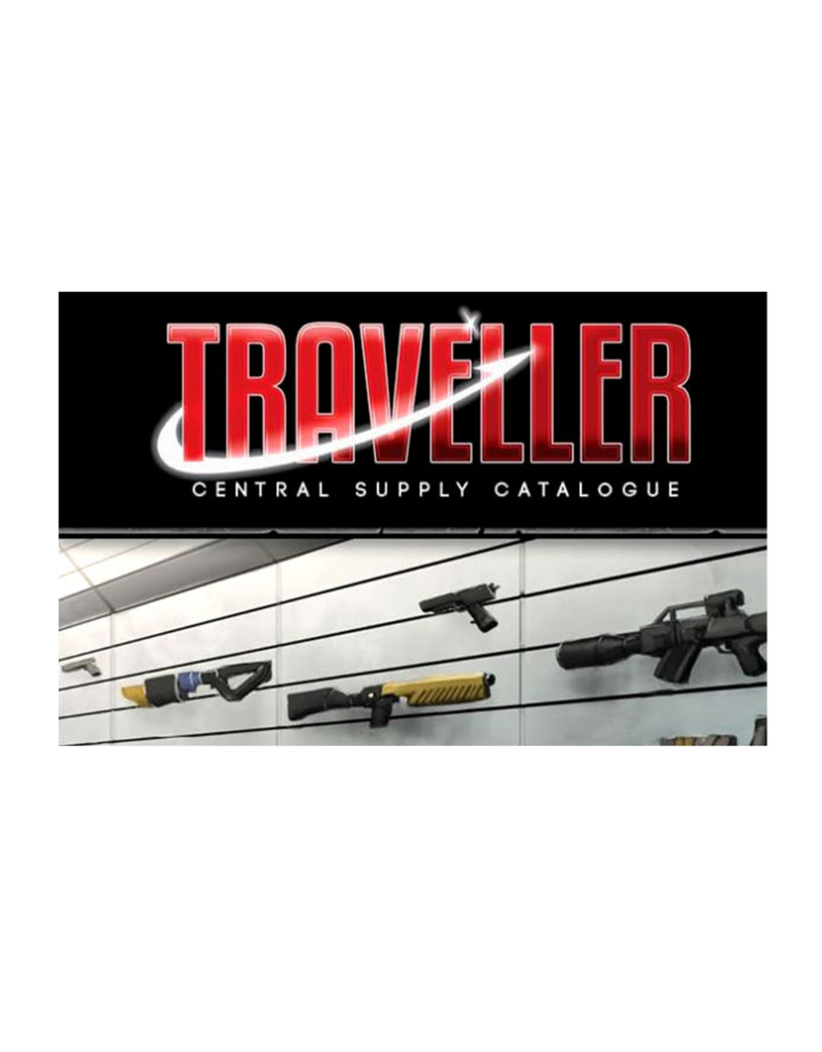 Mongoose Publishing Traveller RPG: Central Supply Catalogue