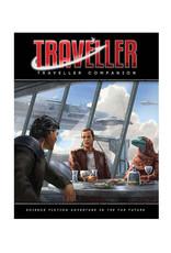 Mongoose Publishing Traveller RPG: Traveller Companion