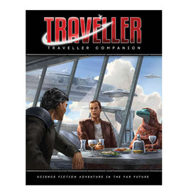 Mongoose Publishing Traveller RPG: Traveller Companion