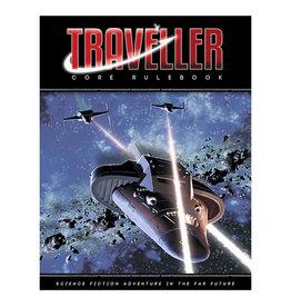 Mongoose Publishing Traveller RPG: Core Rulebook