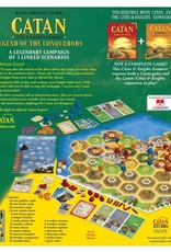 Catan Cities & Knights Legend of the Conquerors Expansion