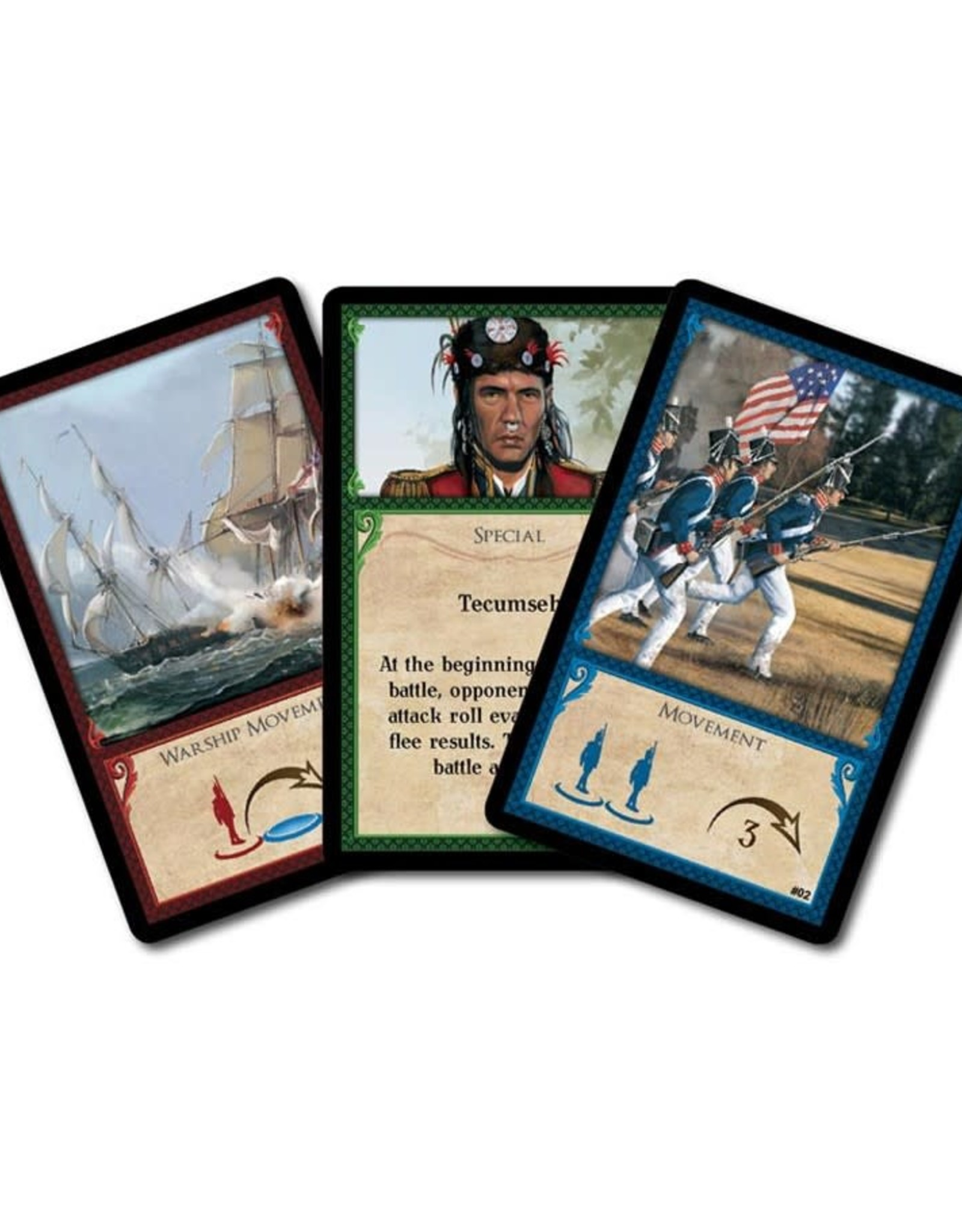 Academy Games 1812 Invasion of Canada