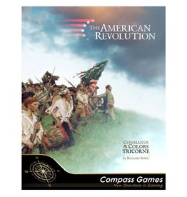 Compass Games American Revolution Tricorn