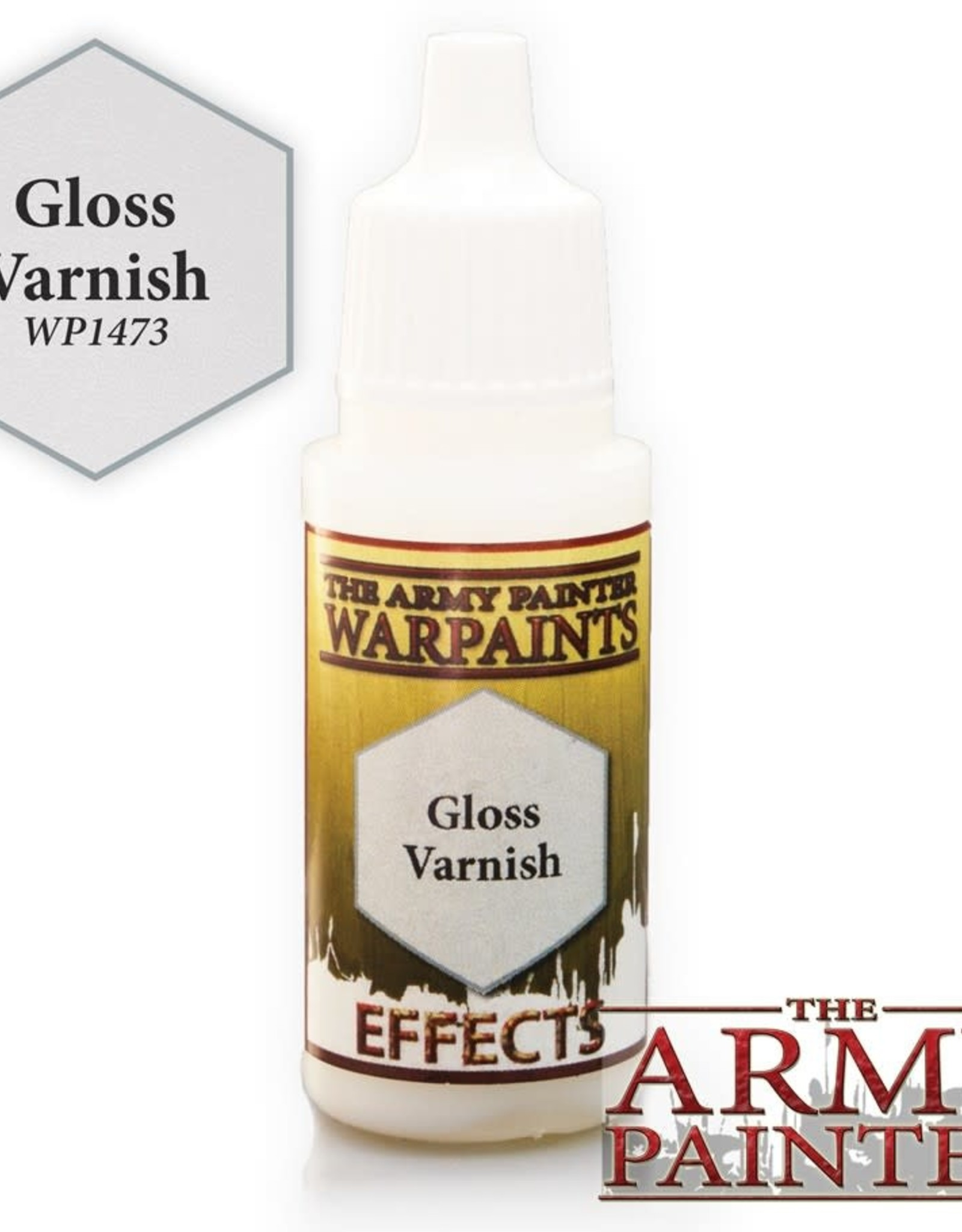 Warpaints: Gloss Varnish 18ml