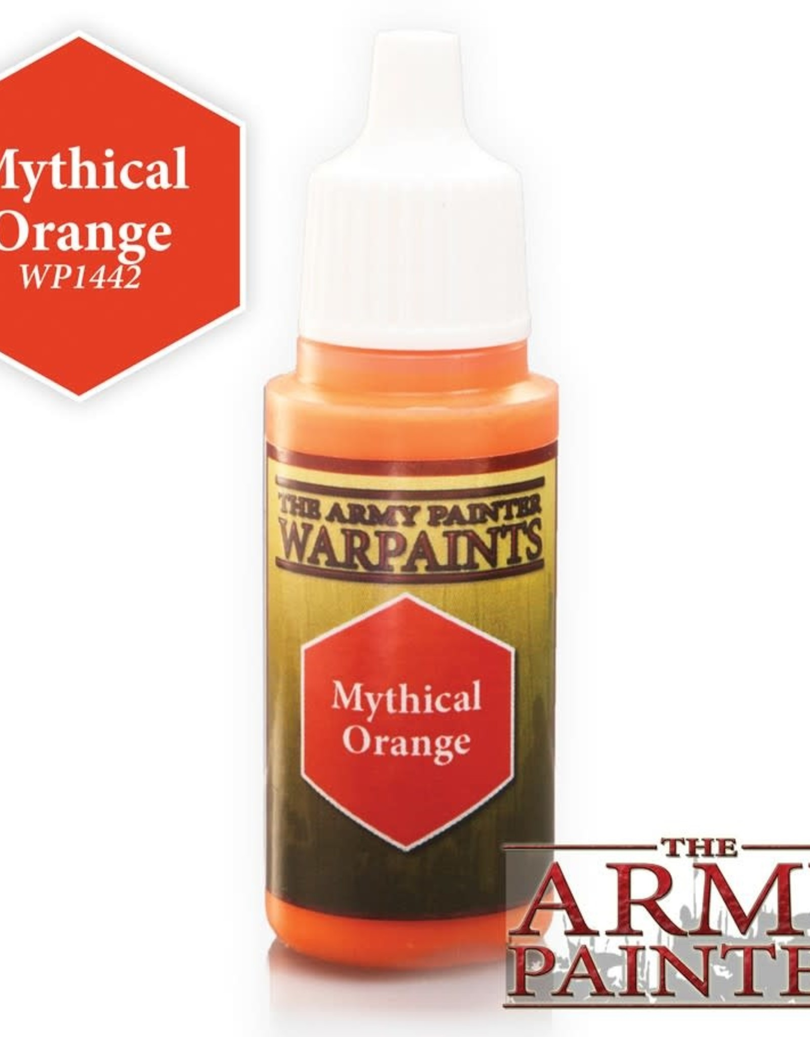 Warpaints: Mythical Orange