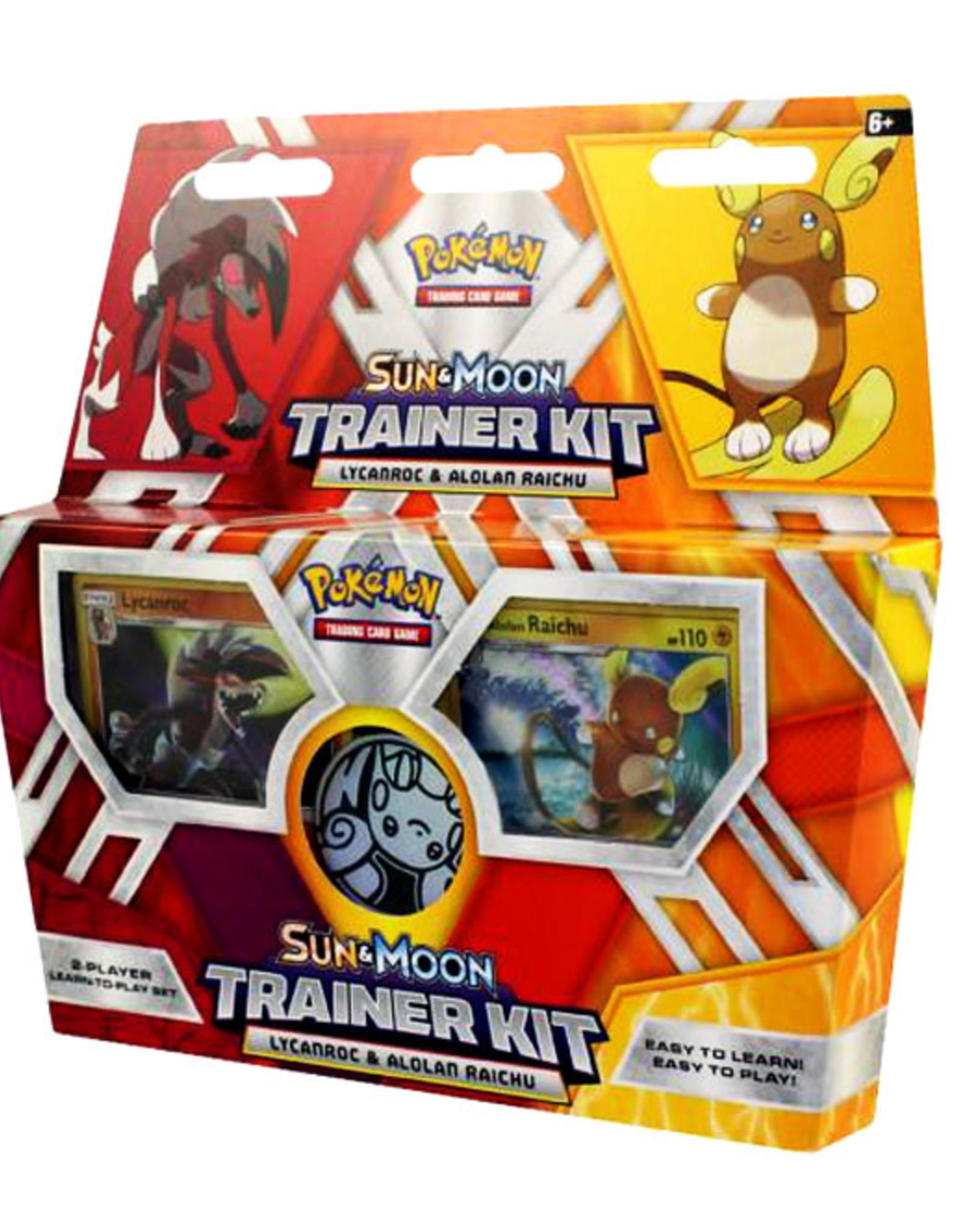 Pokemon Pokemon Sun & Moon Trainer Kit