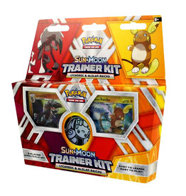 Pokemon Pokemon Sun & Moon Trainer Kit