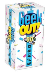 Geek Out 90's Edition