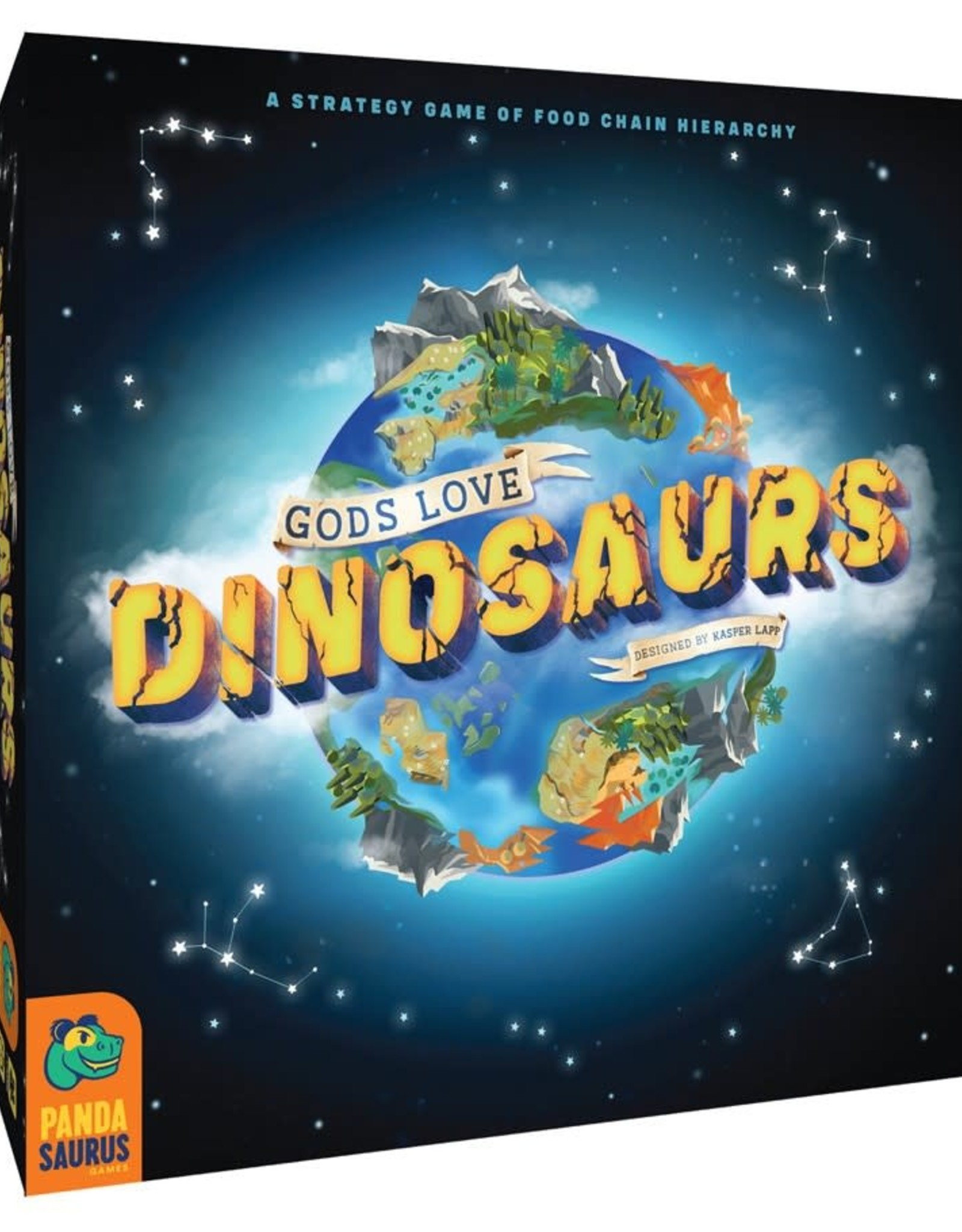 Pandasaurus Gods Love Dinosaurs
