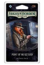 Fantasy Flight Games Arkham Horror LCG Point of No Return