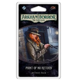 Fantasy Flight Games Arkham Horror LCG Point of No Return