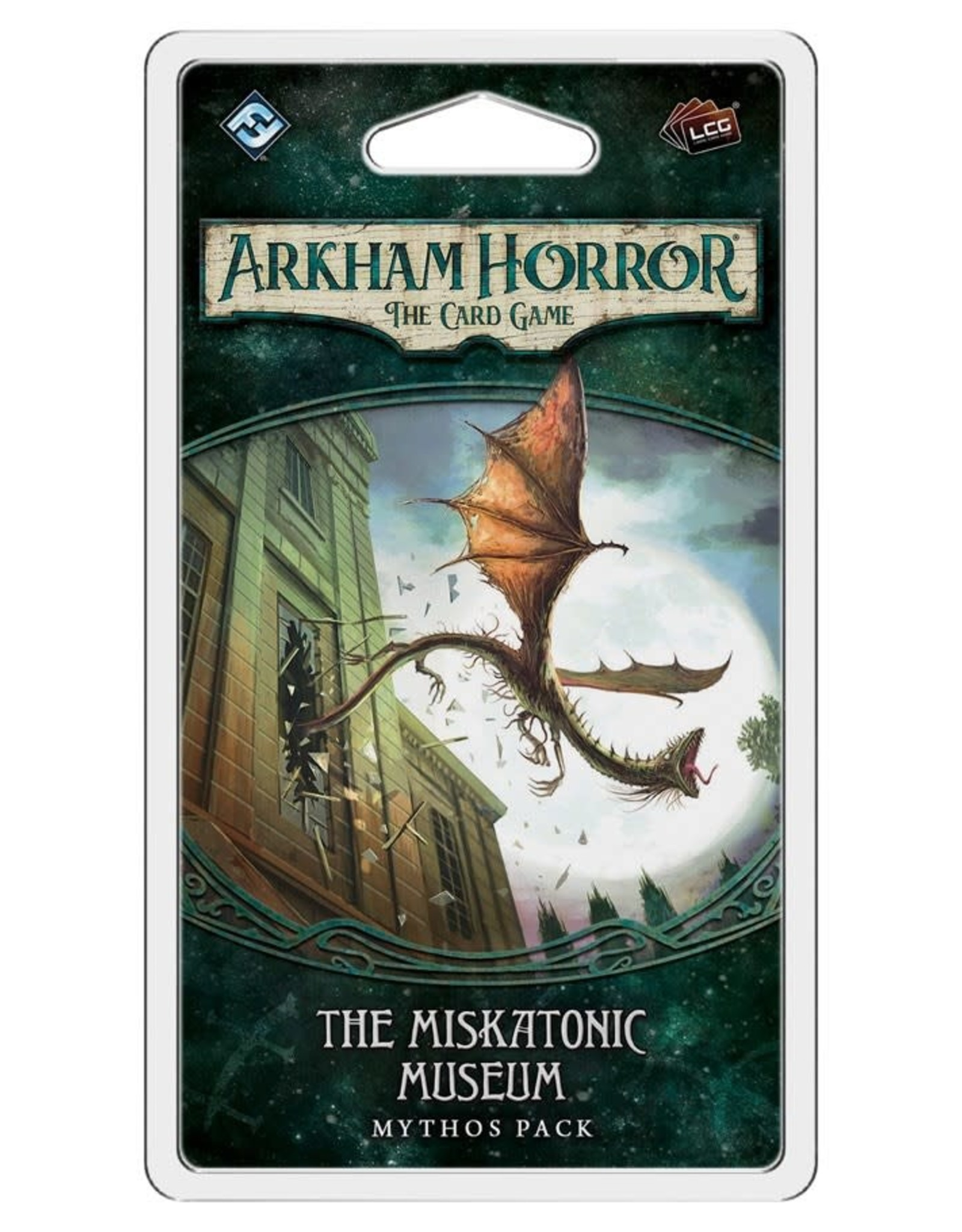 Fantasy Flight Games Arkham Horror LCG The Miskatonic Museum
