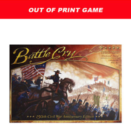 Avalon Hill Battle Cry 150 Anniversary Edition (OOP)