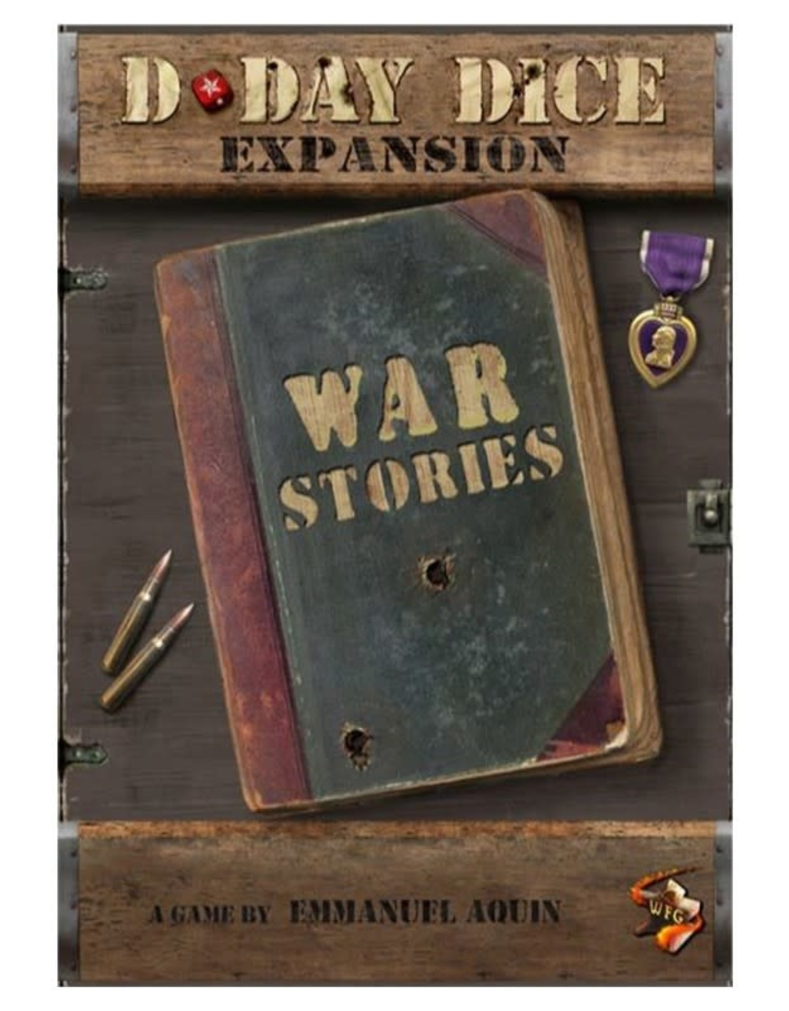 Miscellaneous D-Day Dice: War Stories Expansion